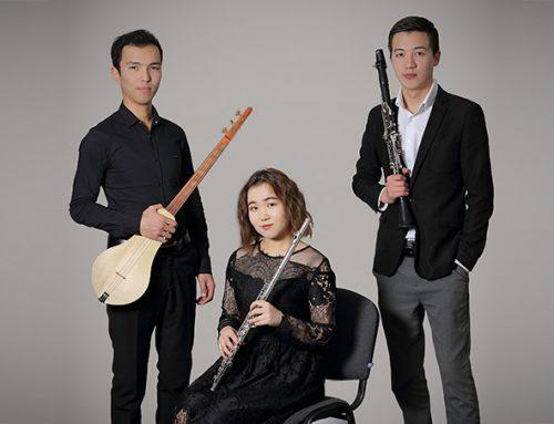 Eurasia Festival participants from Kyrgyzstan