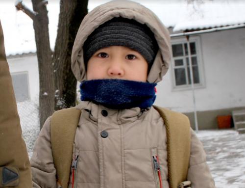 Дорога в школу. Почему дети боятся переходить дорогу в одиночку?