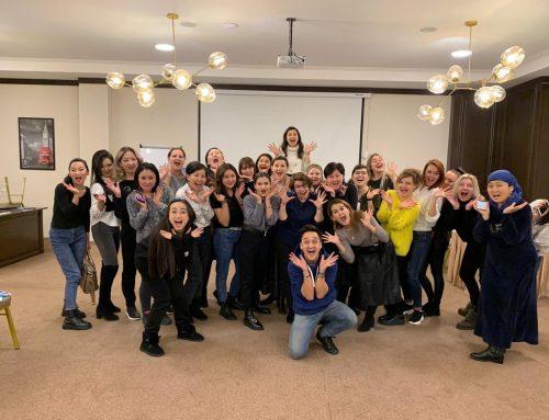 В Бишкеке прошли тренинги по запуску речи по методу Рината Каримова